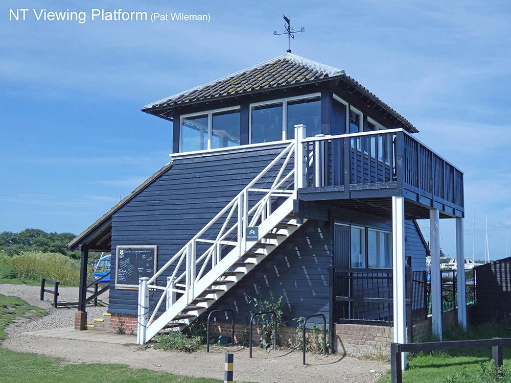 Morston Quay P1000633 NT Viewing Platform