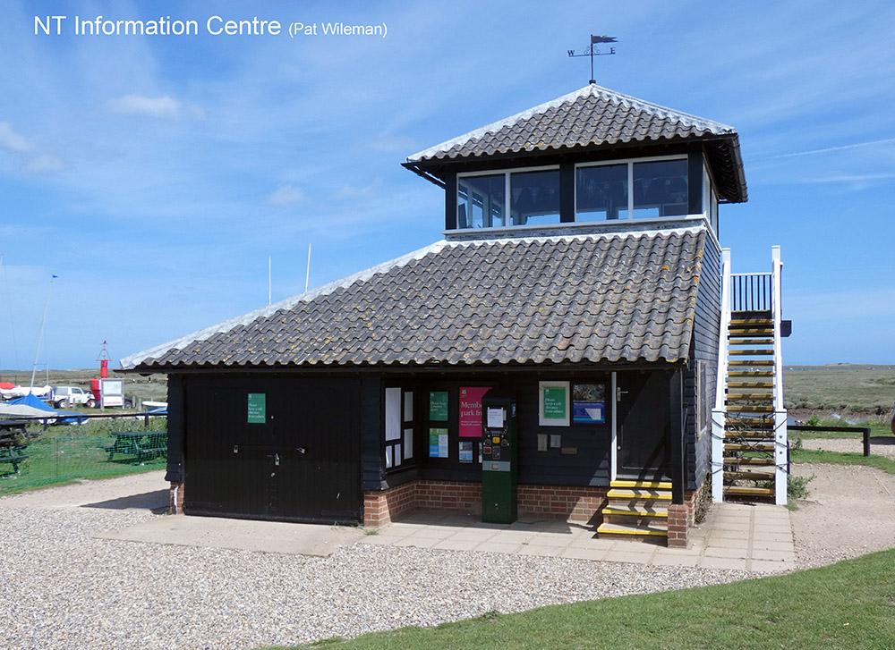 Morston Quay P1000645 NT Info Centre